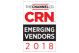 CRN Emerging Vendor 2018